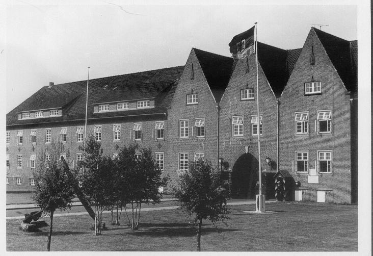Kaserne Glueckstadt